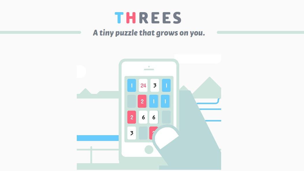 Threes公式サイト