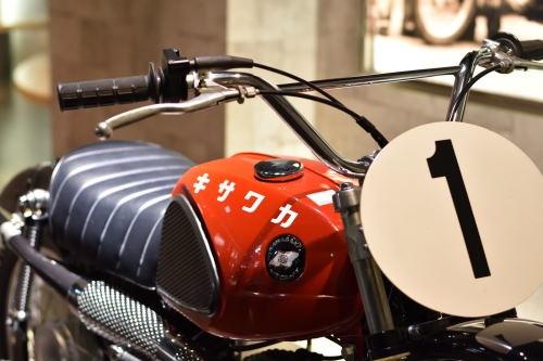 カワサキのバイク