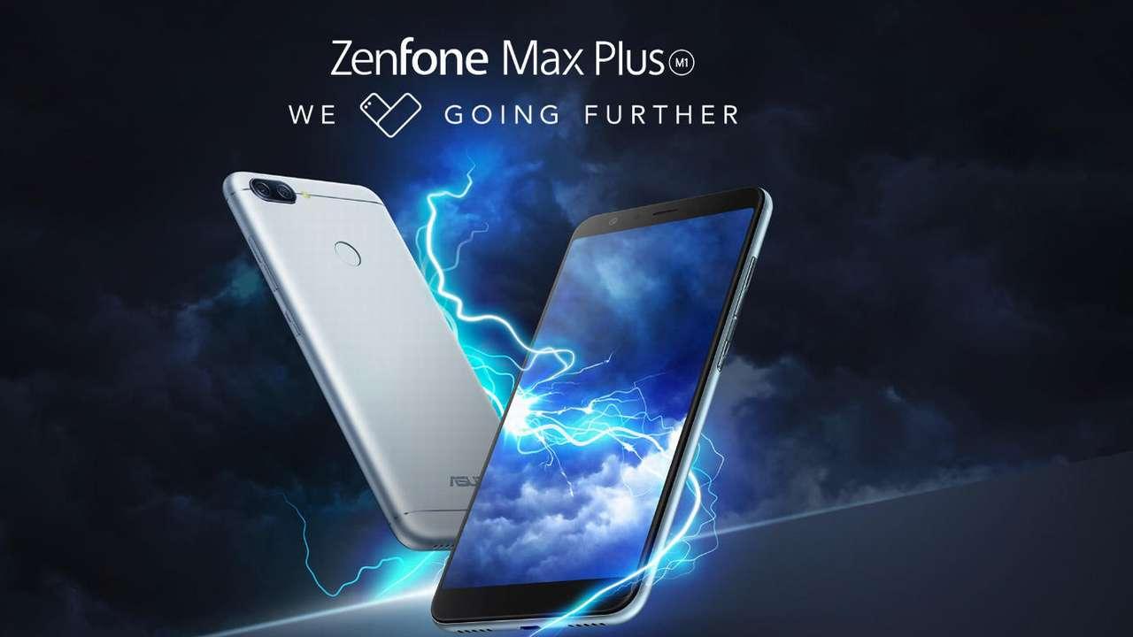 ZenFone Max Plusの外観
