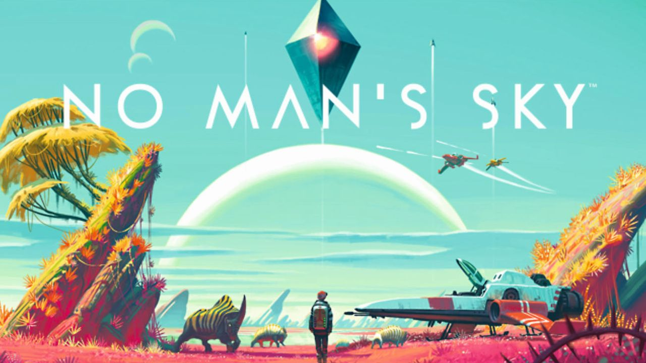 No Man's Sky公式サイト